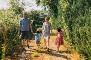 Changer de vie en famille