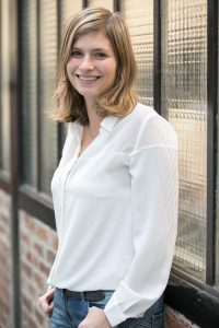 Anne Sophie, ingénieure agro qui a changé de vie