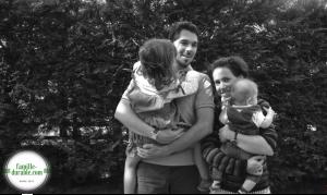 Découvrez la Famille durable n°1 : qui sont Arnaud et Céline