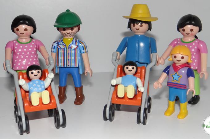 Découvrez qui sont les deux familles du blog la Famille durable