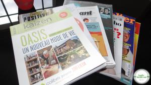 Comment devenir une famille durable magazines