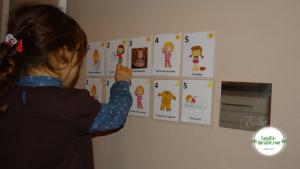 Actuces routines - routine enfant