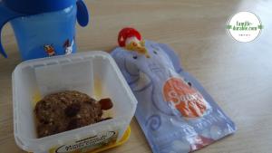 Astuces goûter zéro déchet enfants - gourde réutilisable