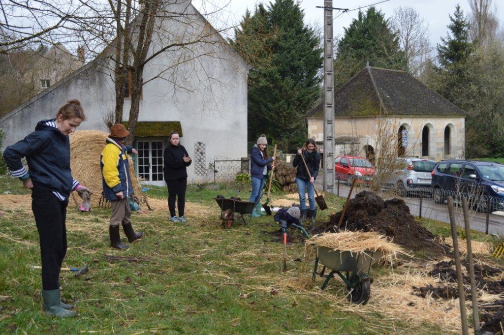 chantier participatif