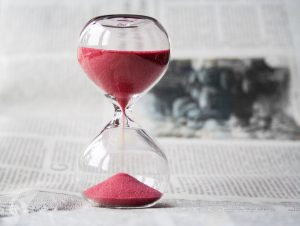 Prendre le temps un élément essentiel au changement de vie