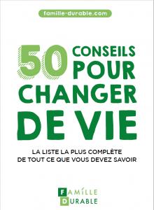 50 conseils pour changer de vie