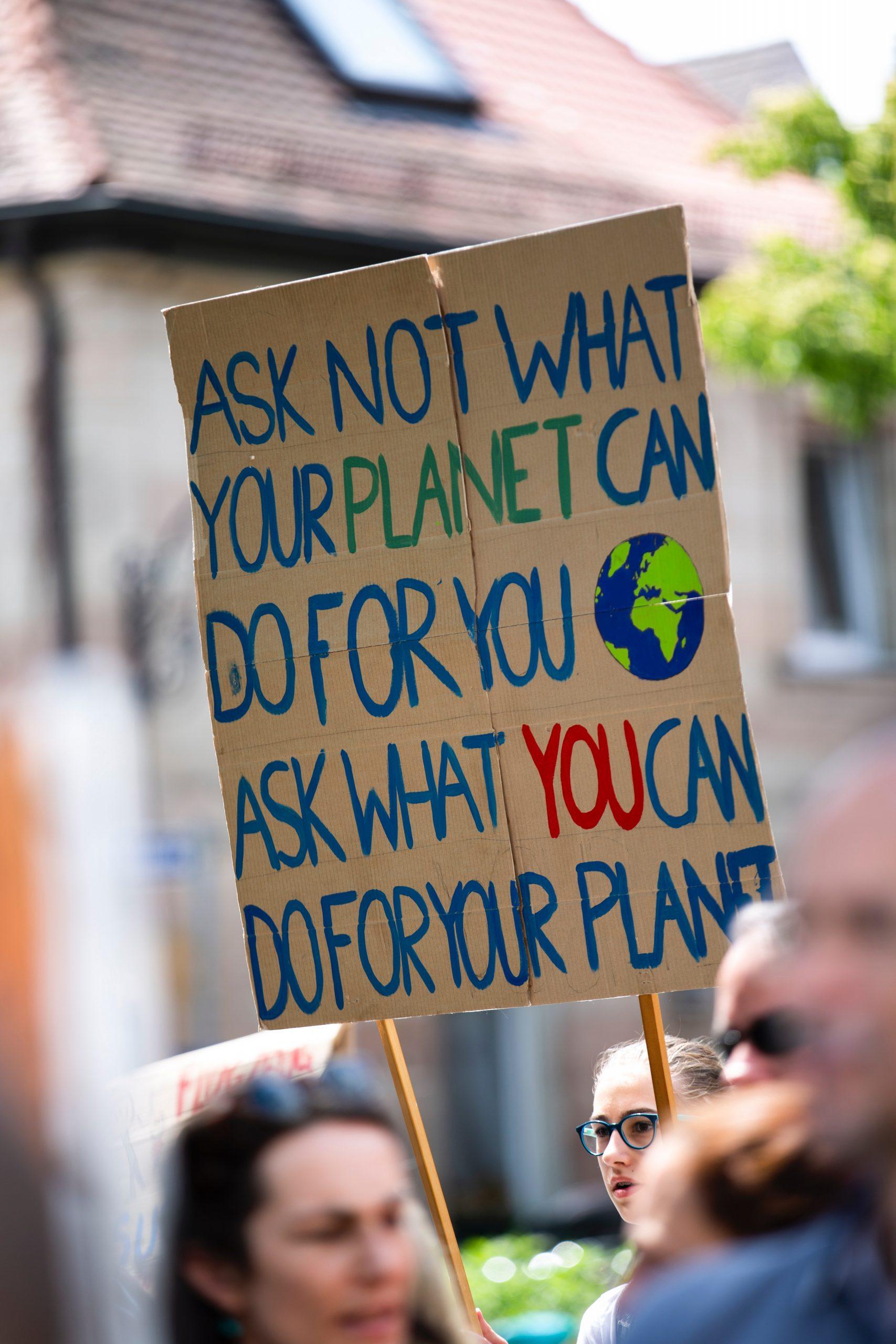 Pensée sauvage - Sauvons la planète